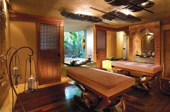 The Rayavadee Spa - Thailand spa