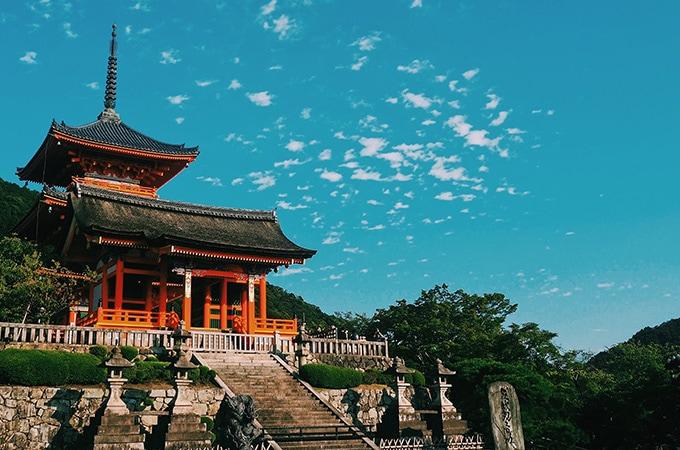 Kyomizu-dera Temple - Kyoto