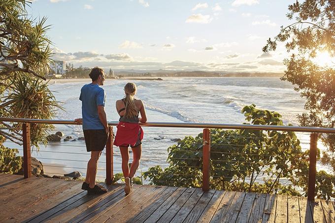 Beach Getaway, Coolangatta, QLD
