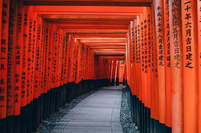 Fushimi Inari Shrine Japan
