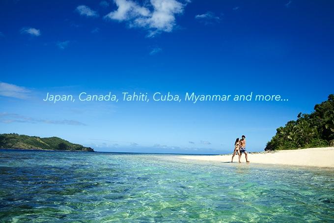 2017 best honeymoon destinations