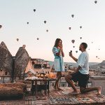 Top 10 destinations for proposals