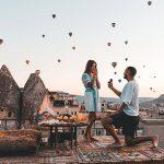 Top 10 destinations for proposals