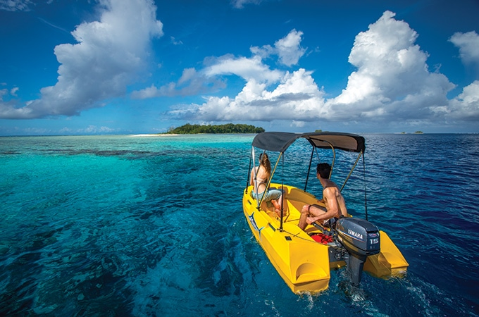 Solomon Islands - digital detox