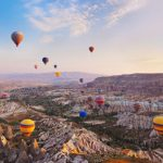 Top 5 places to ride in a hot air balloon