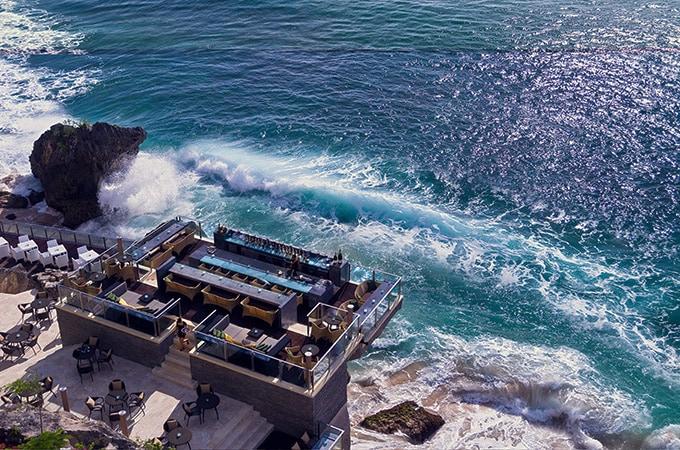 Rock Bar, AYANA Resort and Spa, rooftop bars