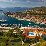Sailing in Dalmatia