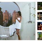 Luxurious Outdoor Bathrooms: 5 of the Best
