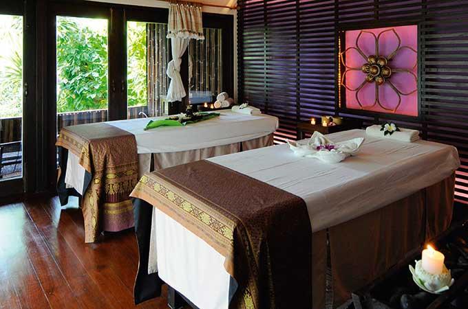 Prana Spa at Tongsai Bay