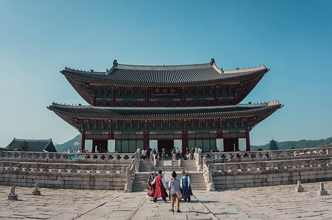 Changdeokgung Palaca, Seoul