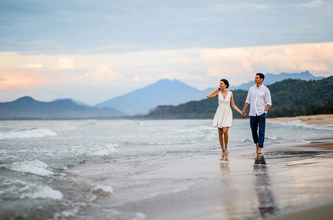 Celebrate forever between the mountains and the sea at Angsana Lăng Cô, Vietnam. Photo: Angsana Hotels & Resorts
