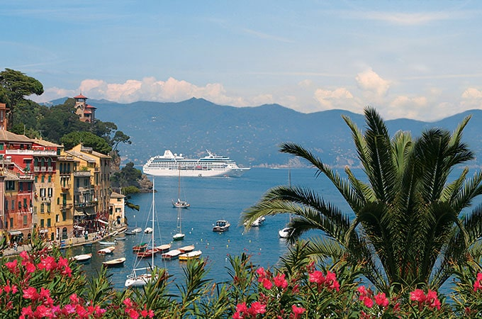 Just stopping by Portofino, as you do
