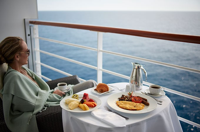 Answer the call of the sea: a luxurious, gourmet-focused experience awaits with Oceania Cruises