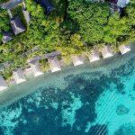 Enjoy a romantic resort island in Vanuatu