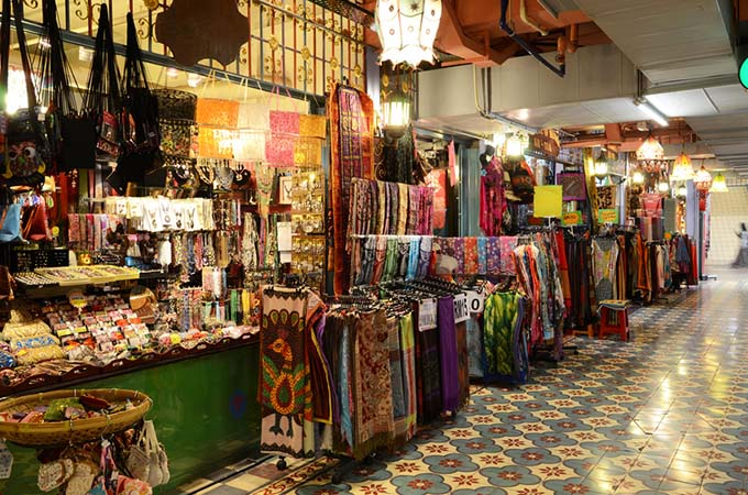 Indulge in a little retail therapy in Malaysia's markets