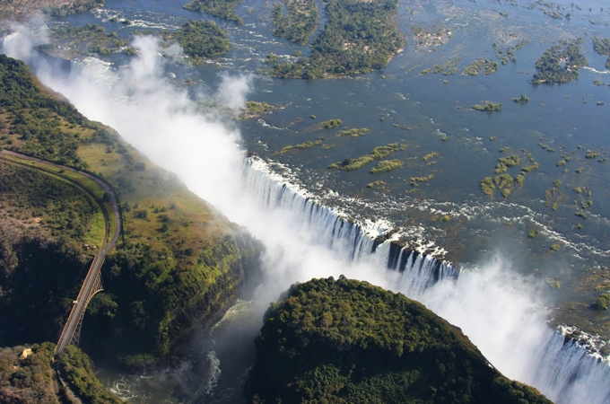 Stay at Victoria Falls