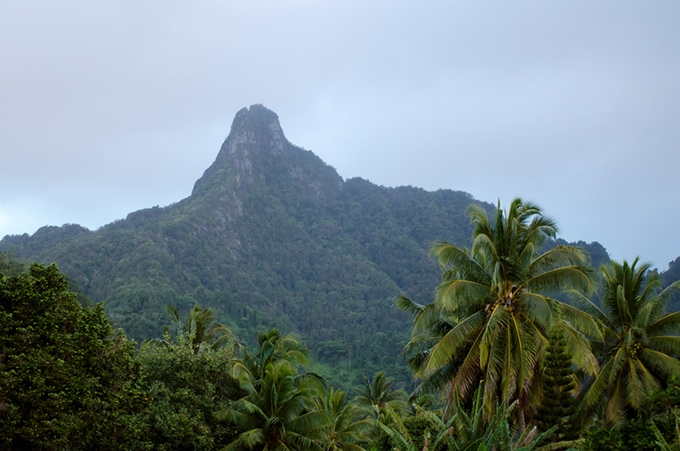Explore the highlands for spectacular scenery, Cook Islands