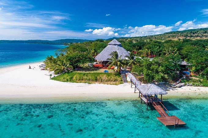 On the island paradise of Efate, The Havannah Vanuatu brings together impressive environmental credentials with a sublime sense of laidback luxury Photo: The Havannah Vanuatu