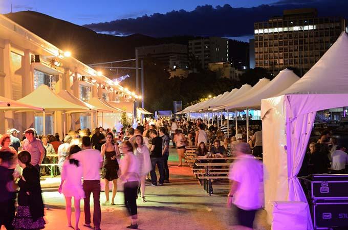 The Taste of Tasmania festival