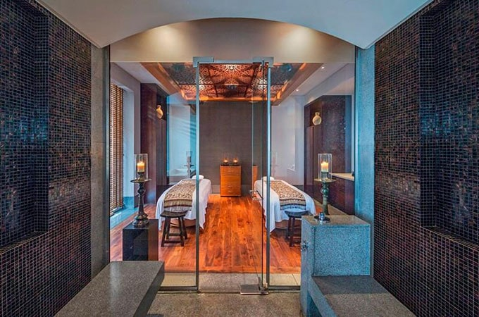 The Chedi Muscat's expansive, elegant spa sets the scene for a major life reset. Photo: The Chedi Muscat, Oman