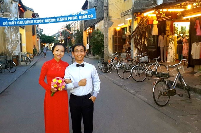 Find affordable tailoring in Hoi An Town