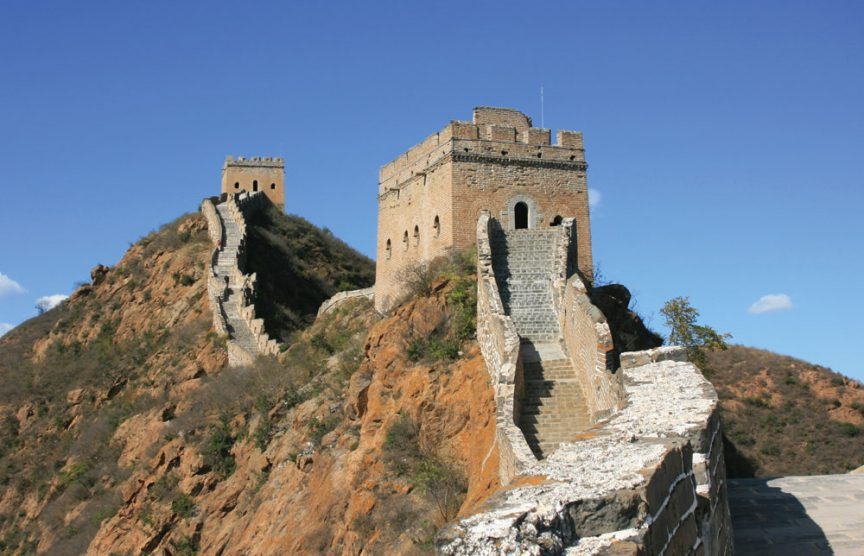 The Great Wall of China – Photo by: Marianne Rogerson