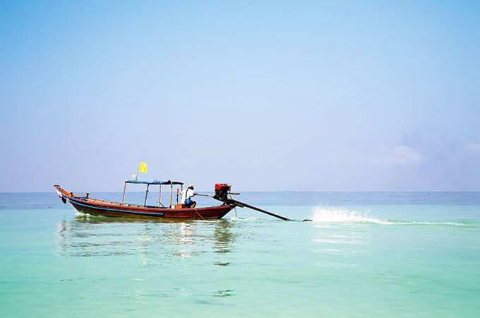 Enjoy coastal living at Ko Tao Island