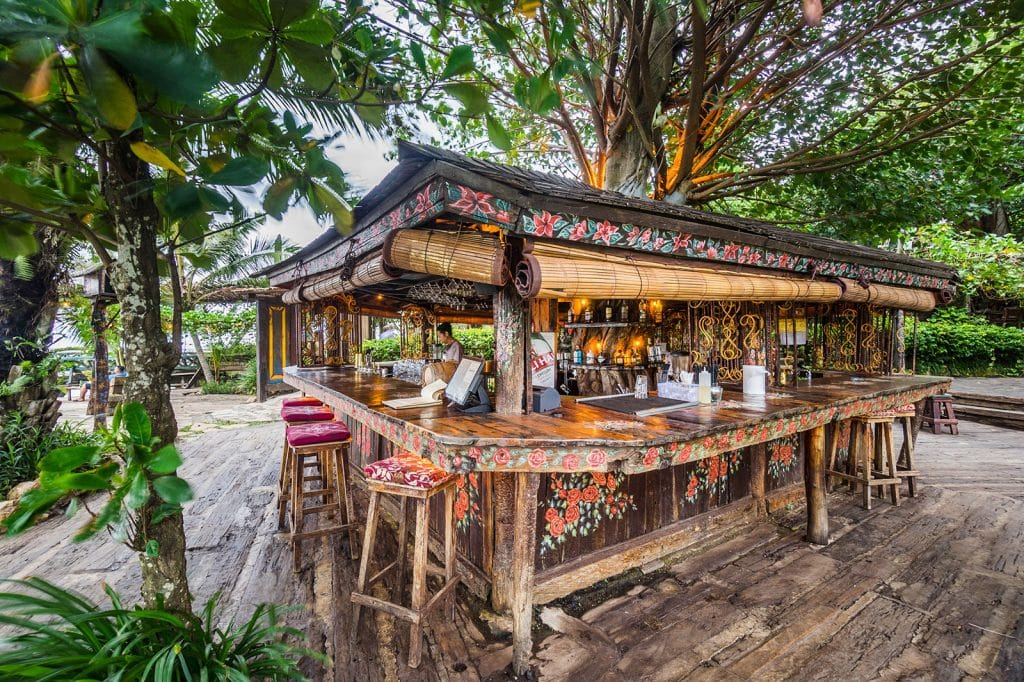 La Laguna's pretty folk-gypsy style is a perfect fit for Canggu's modern bohemian crowd;