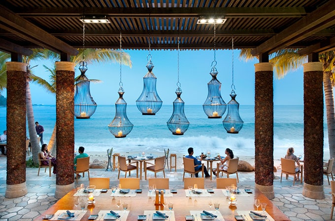 Beachside dining on China's gorgeous island hideaway, Hainan