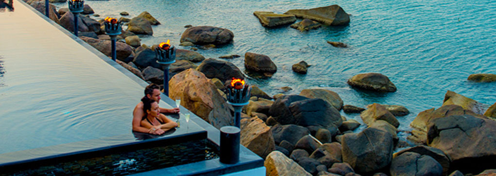 Photo courtesy of: InterContinental Danang Sun Peninsula Resort, Vietnam