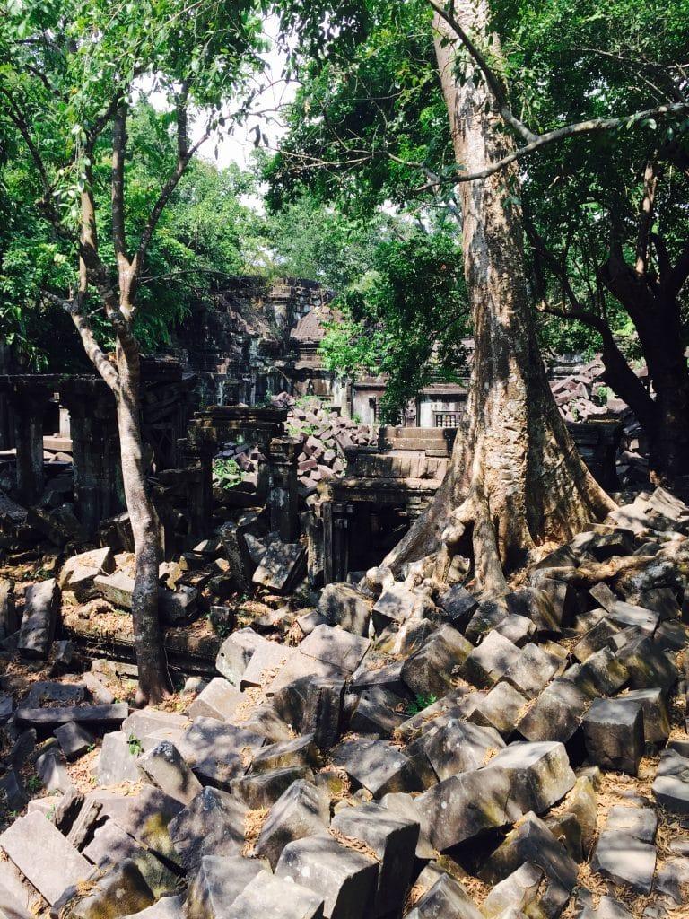 Temples Angkor Wat