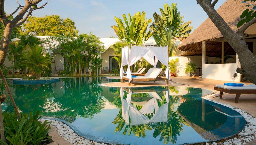 Indulge at Navutu Dreams Resort & Spa