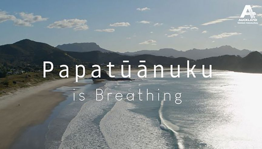 Papatūānuku is breathing