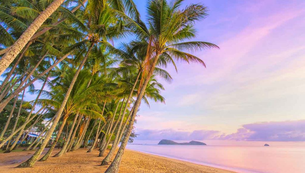 Palm Cove, Queensland - ultimate Australian honeymoon
