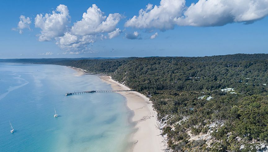 WEB-Kingfisher-Bay-Jetty-from-resort-aerial