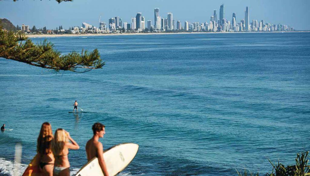 Burleigh - ultimate australian honeymoon