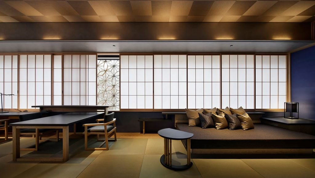 Room for Two- Hoshinoya Tokyo