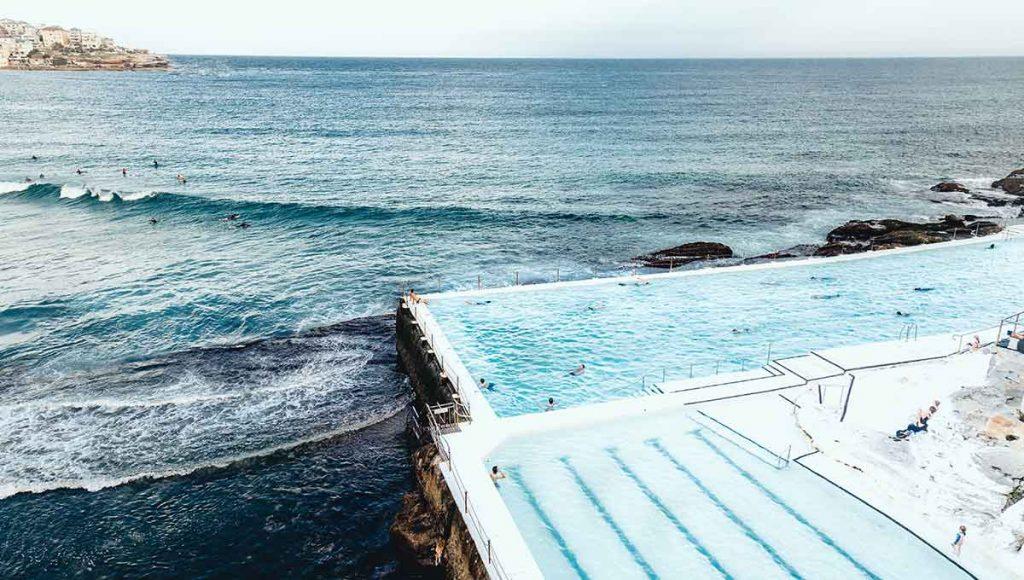 Bondi Icebergs - ultimate australian honeymoon