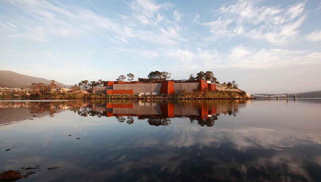 MONA mueseum - ultimate australian honeymoon