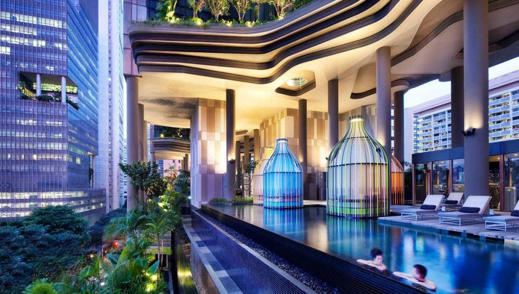 Park Royal on Pickering, Singapore - Westworld
