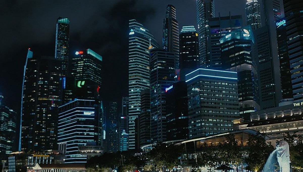 Westworld season 3 in Singapore