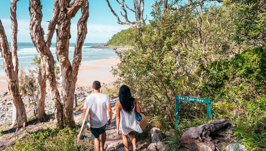 Noosa Biosphere - Tea Tree Bay