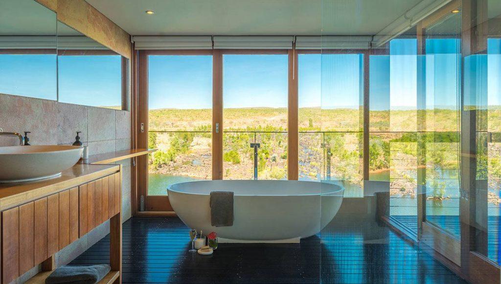El Questro Retreat, breathtaking baths with a view in Australia