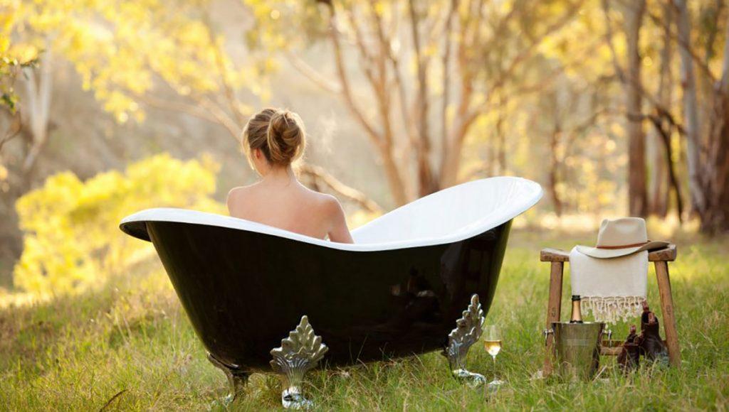 Kingsford Homestead, breathtaking baths with a view in Australia