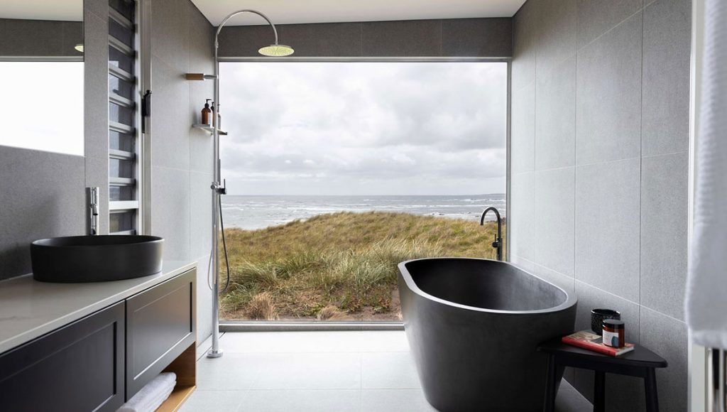 Kittawa Lodge, breathtaking baths with a view in Australia