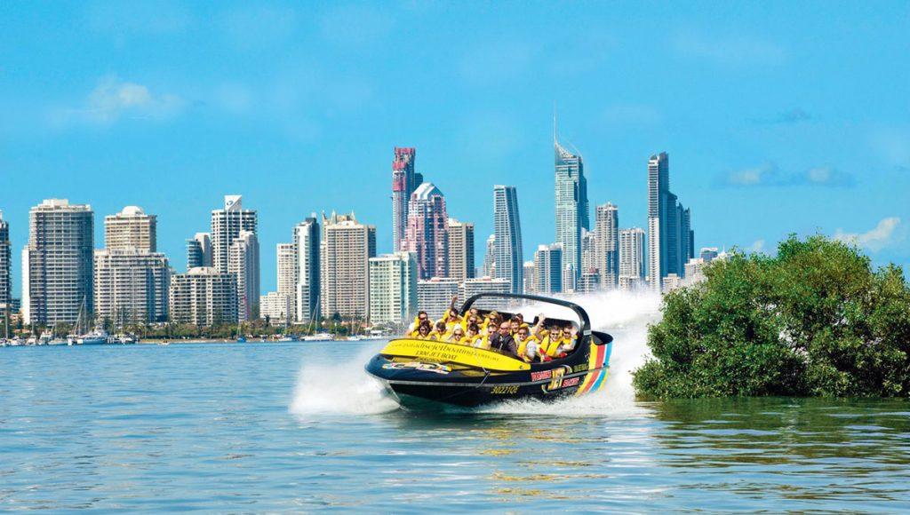 Paradise Jet Boating Gold Coast
