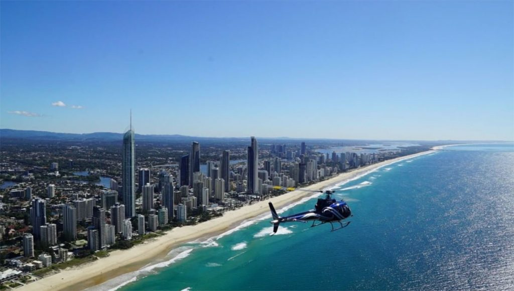Sea World Helicopters Gold Coast