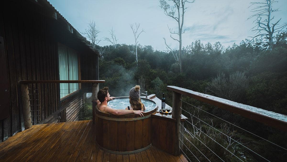Tasmanian honeymoon