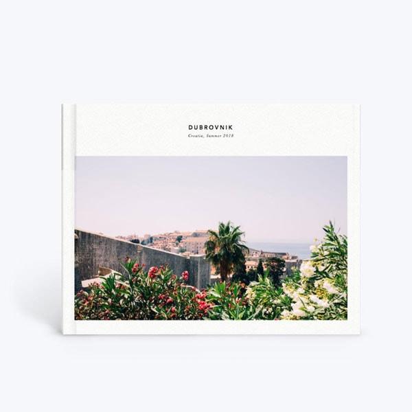 25 gift ideas, papier photo album