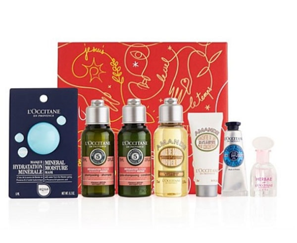25 gift ideas, L'Occitane travel collection